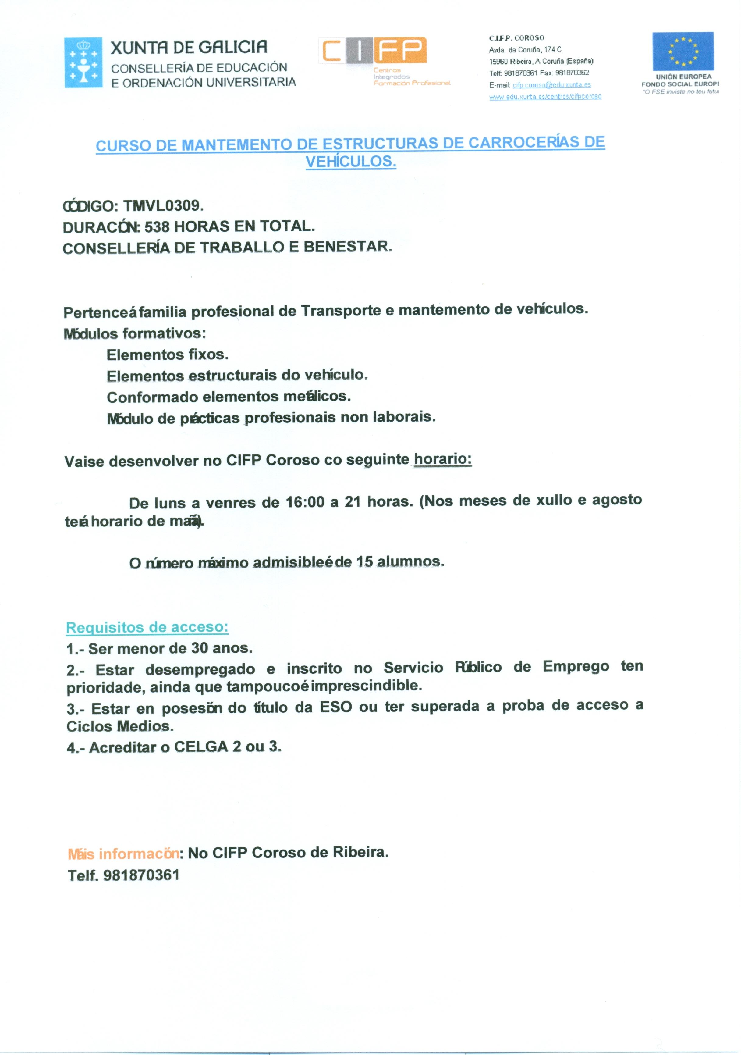 AFD Carroc Coroso