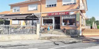 café bar arenas