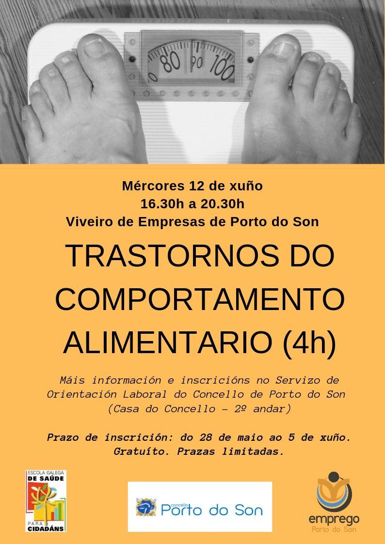 TRASTORNOS DO COMPORTAMENTO ALIMENTARIO