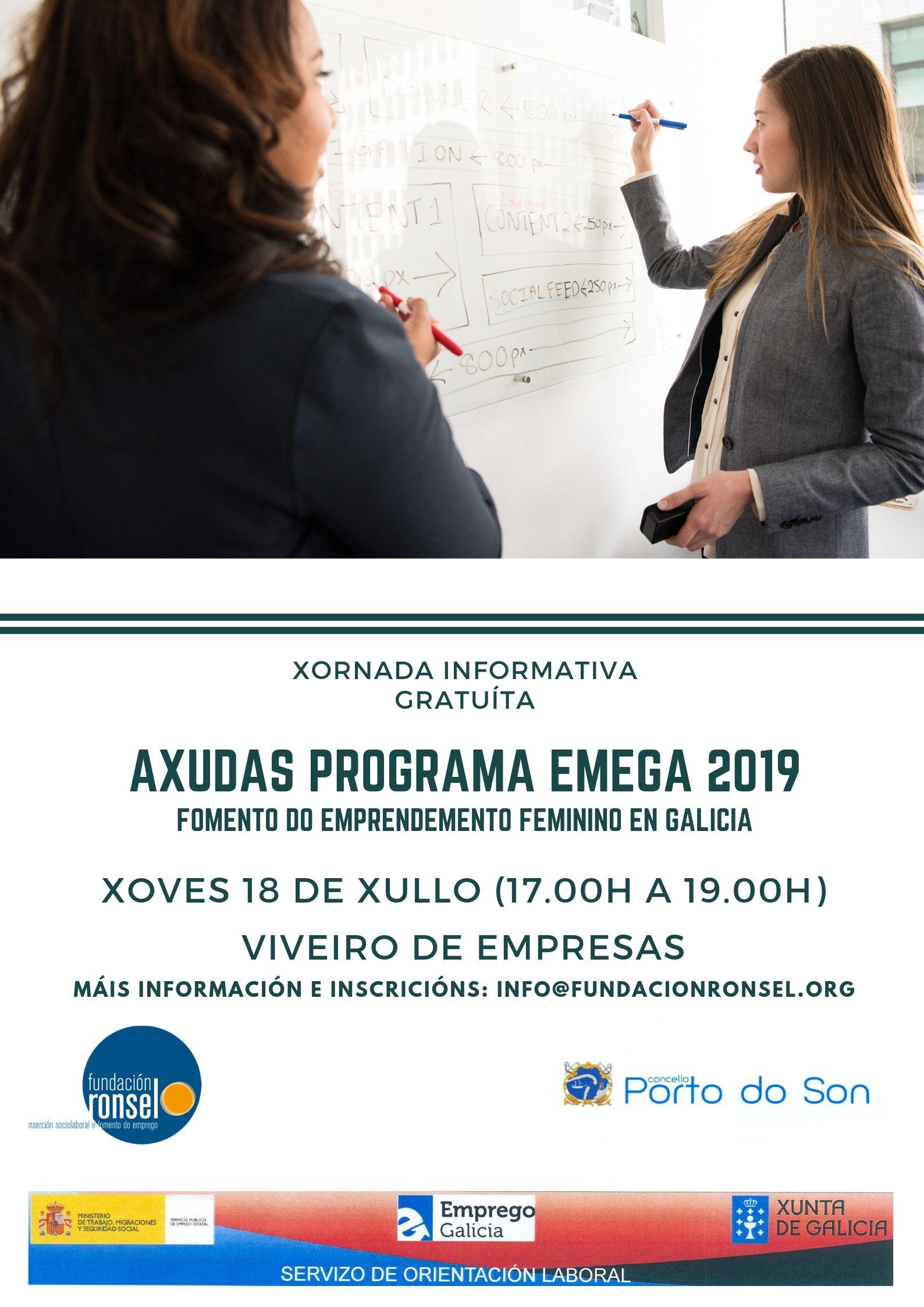 xornada informativa EMEGA 2019