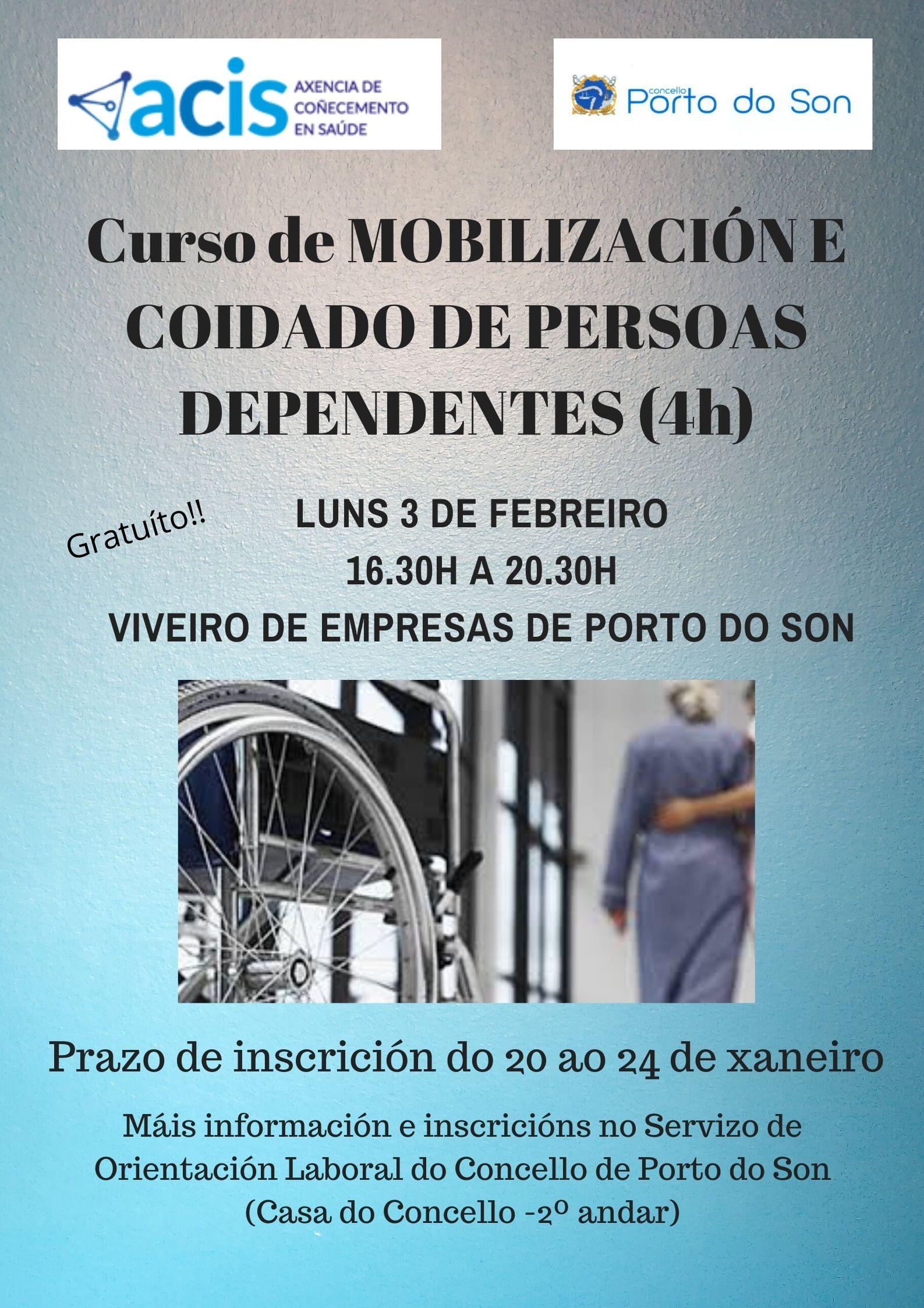 cartel curso mobilización febreiro 2020