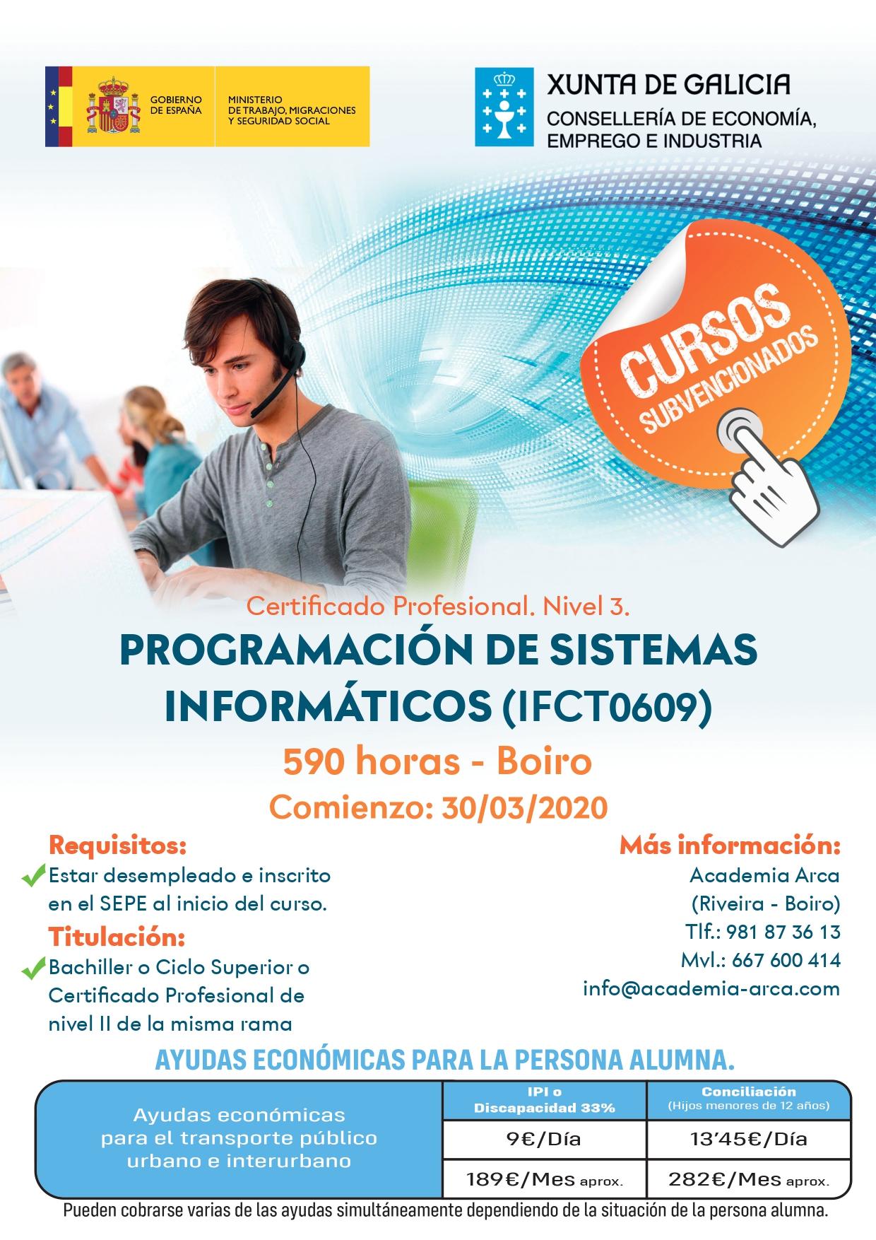 Programación Sistemas Informáticos - 4