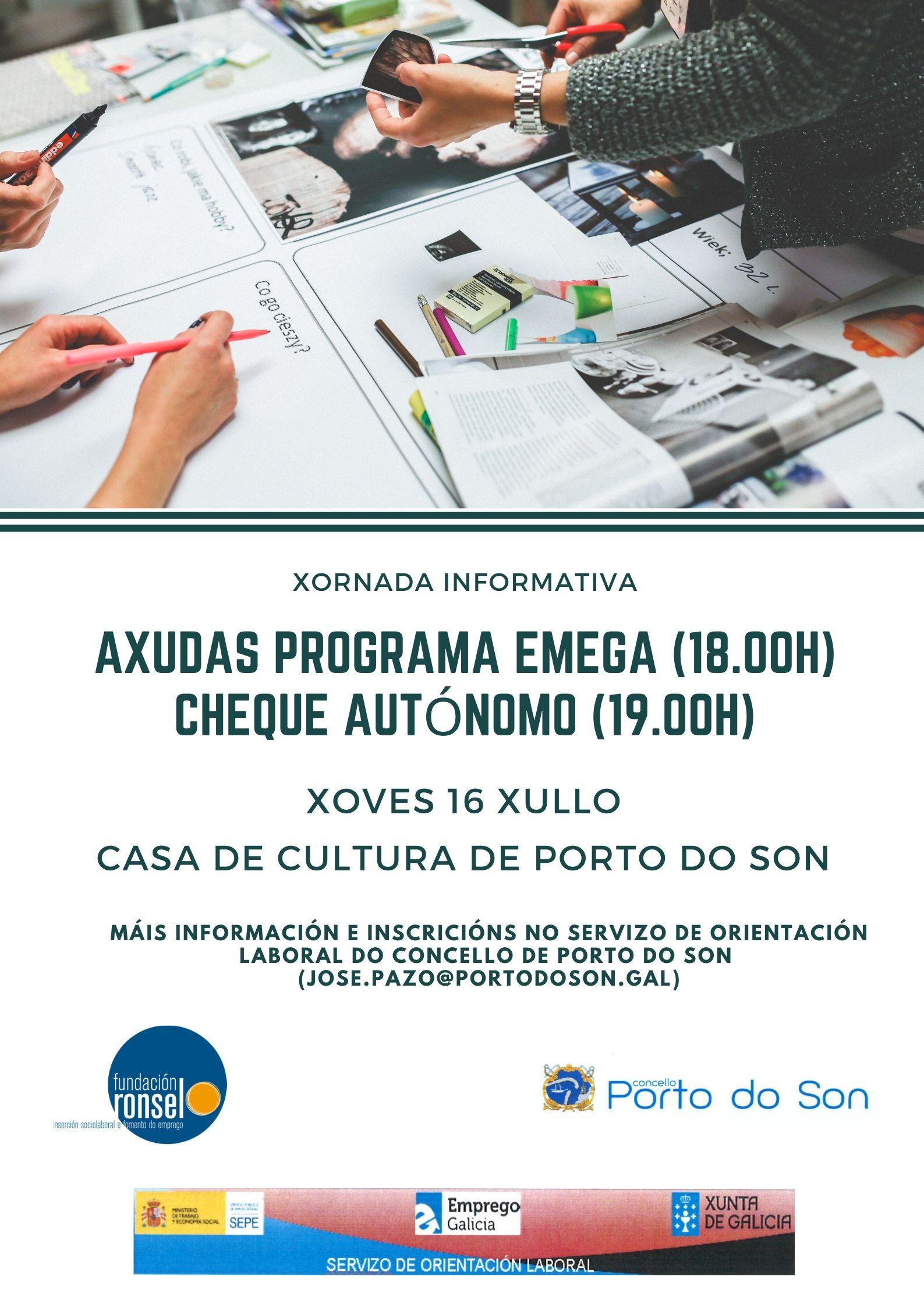 Xornada Informativa Porto do Son