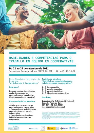 Cartel_HABILIDADES T. EQUIPO COOP_PortoDoSon